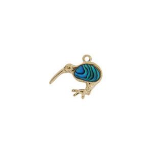 Kiwi Charm - Ariki New Zealand Jewellery