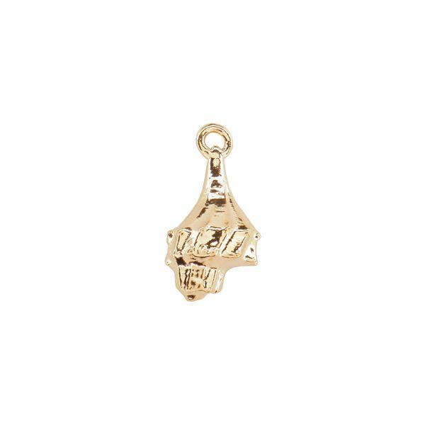 Paua Conch Shell Charm - Ariki New Zealand Jewellery