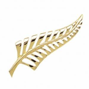 Silver Fern Brooch - Ariki New Zealand Jewellery