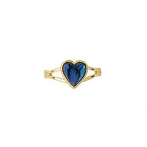 Heart Ring - Ariki New Zealand Jewellery