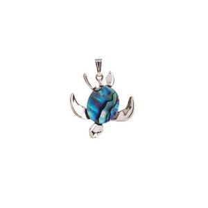 Sea turtle Pendant - Ariki New Zealand Jewellery