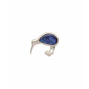 Kiwi Brooch small - Ariki New Zealand Jewellery