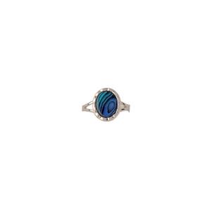 Scalloped Round Ring - Ariki New Zealand Jewellery