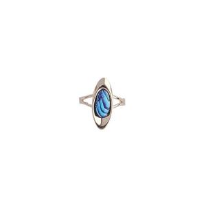 Ovoid Ring - Ariki New Zealand Jewellery