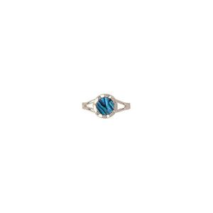 Small Round Ring - Ariki New Zealand Jewellery